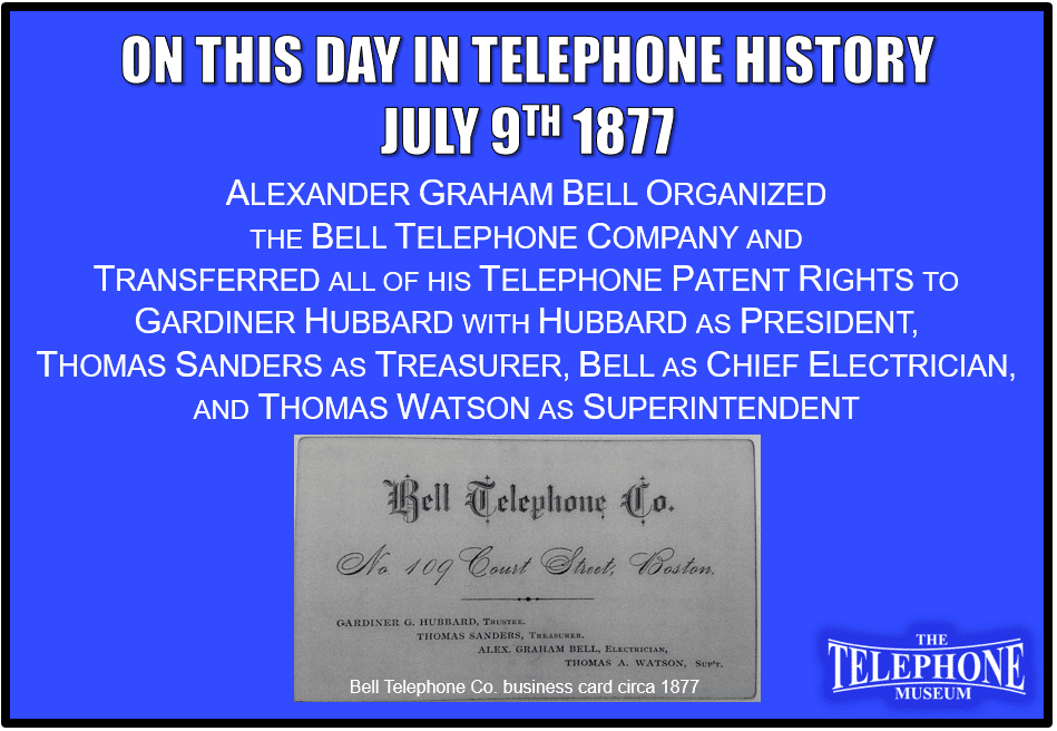 TechHistory Archives - Page 6 of 27 - The Telephone Museum, Inc